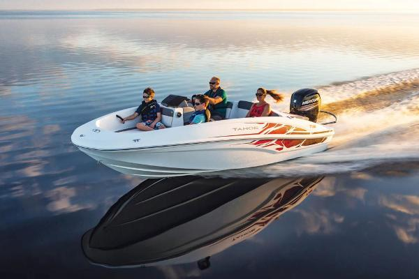2021 Tahoe boat for sale, model of the boat is T16 & Image # 17 of 92