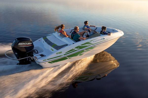 2021 Tahoe boat for sale, model of the boat is T16 & Image # 18 of 92