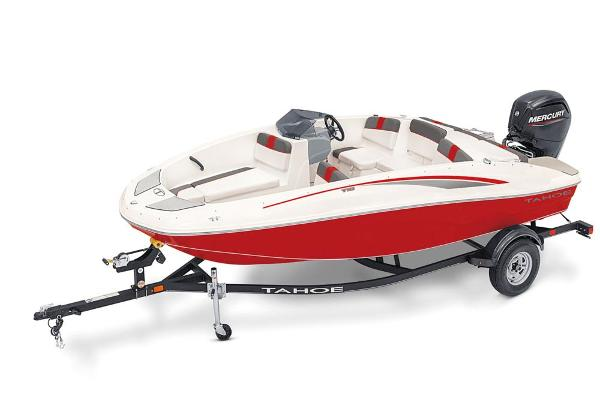 2021 Tahoe boat for sale, model of the boat is T16 & Image # 21 of 114