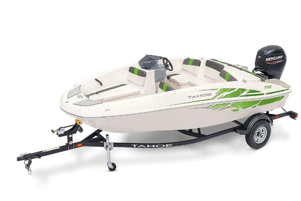 2021 Tahoe boat for sale, model of the boat is T16 & Image # 22 of 114