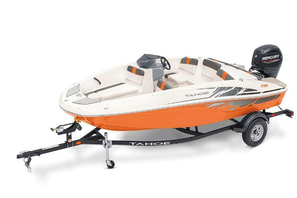 2021 Tahoe boat for sale, model of the boat is T16 & Image # 24 of 114