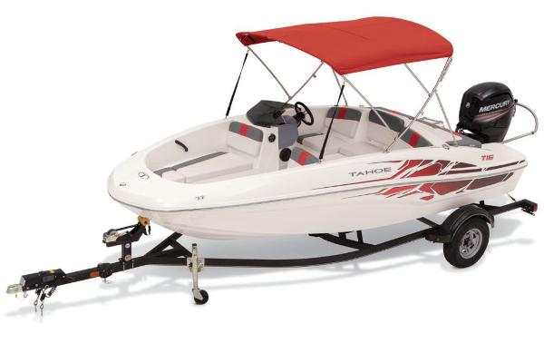 2021 Tahoe boat for sale, model of the boat is T16 & Image # 27 of 114