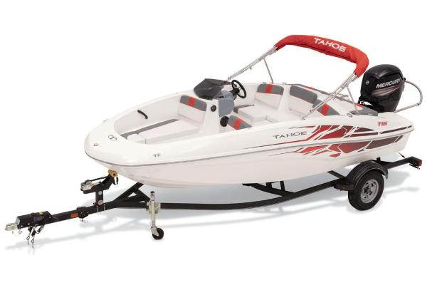 2021 Tahoe boat for sale, model of the boat is T16 & Image # 28 of 114