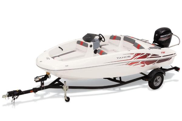 2021 Tahoe boat for sale, model of the boat is T16 & Image # 29 of 114