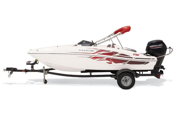2021 Tahoe boat for sale, model of the boat is T16 & Image # 32 of 114