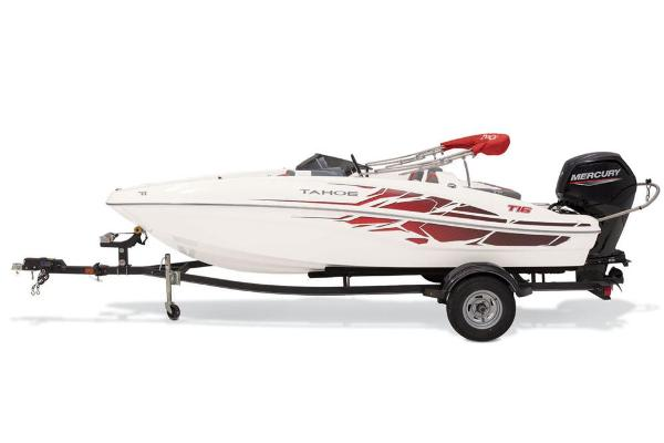 2021 Tahoe boat for sale, model of the boat is T16 & Image # 33 of 114