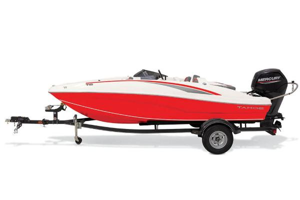 2021 Tahoe boat for sale, model of the boat is T16 & Image # 36 of 114