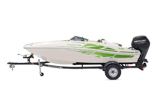 2021 Tahoe boat for sale, model of the boat is T16 & Image # 39 of 114