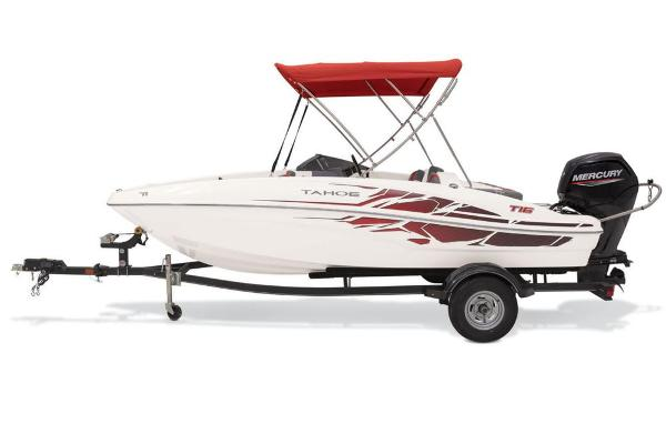 2021 Tahoe boat for sale, model of the boat is T16 & Image # 40 of 114
