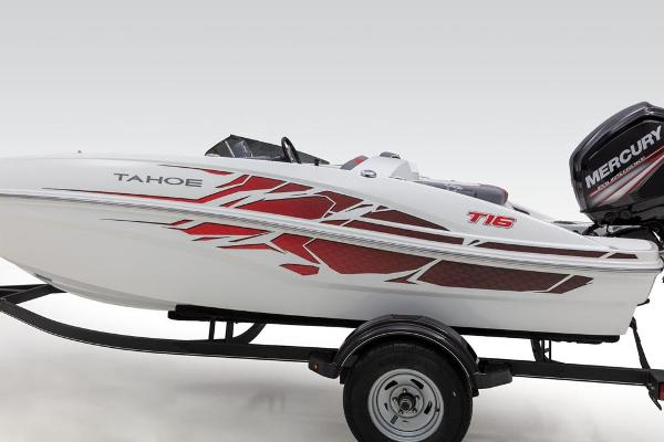 2021 Tahoe boat for sale, model of the boat is T16 & Image # 51 of 92