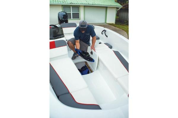 2021 Tahoe boat for sale, model of the boat is T16 & Image # 67 of 92
