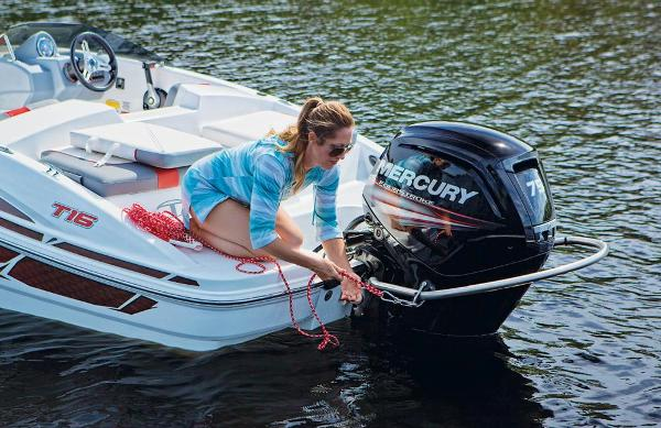 2021 Tahoe boat for sale, model of the boat is T16 & Image # 74 of 92