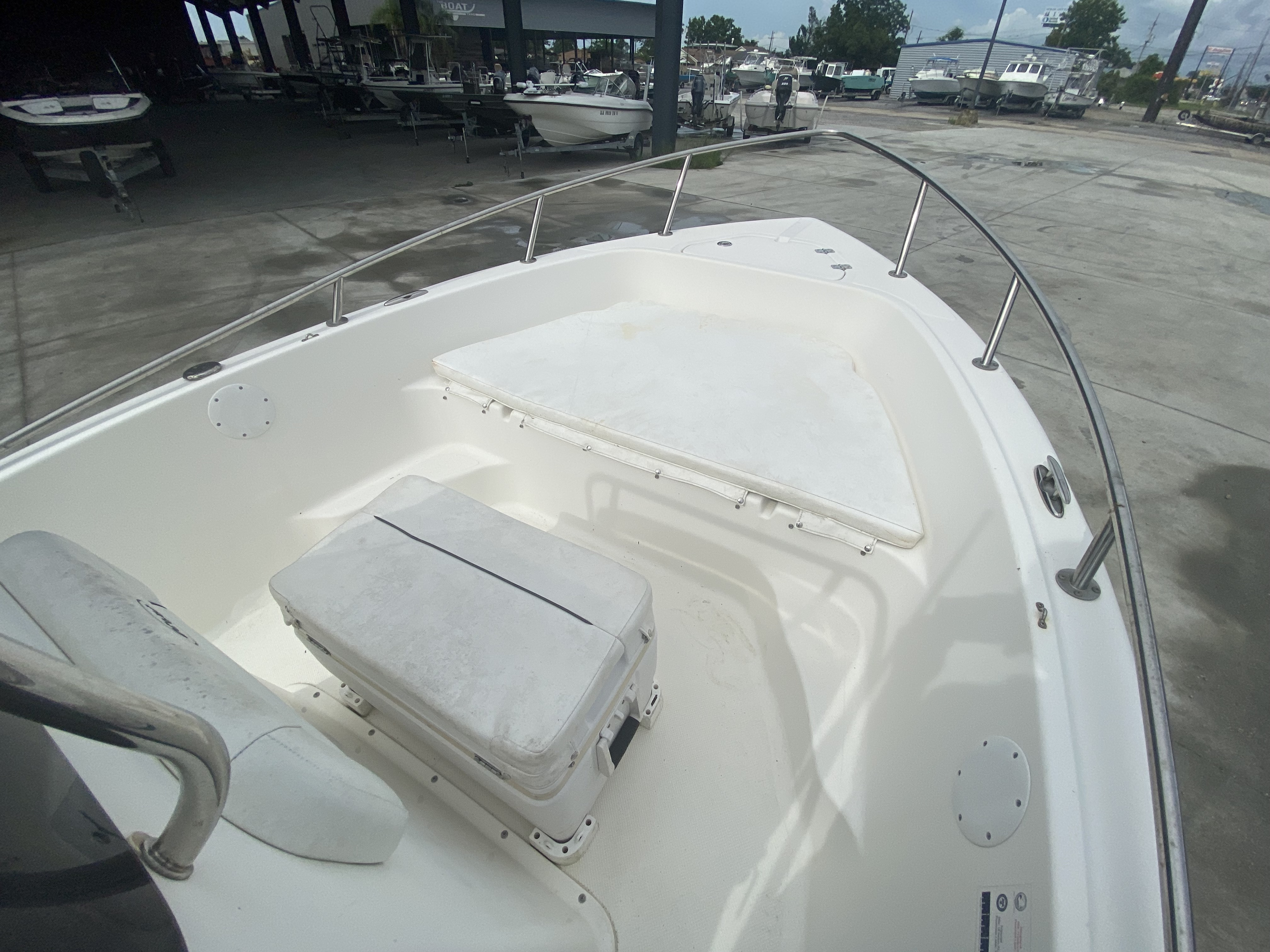 2013 Key West boat for sale, model of the boat is 186 Sportsman & Image # 3 of 12