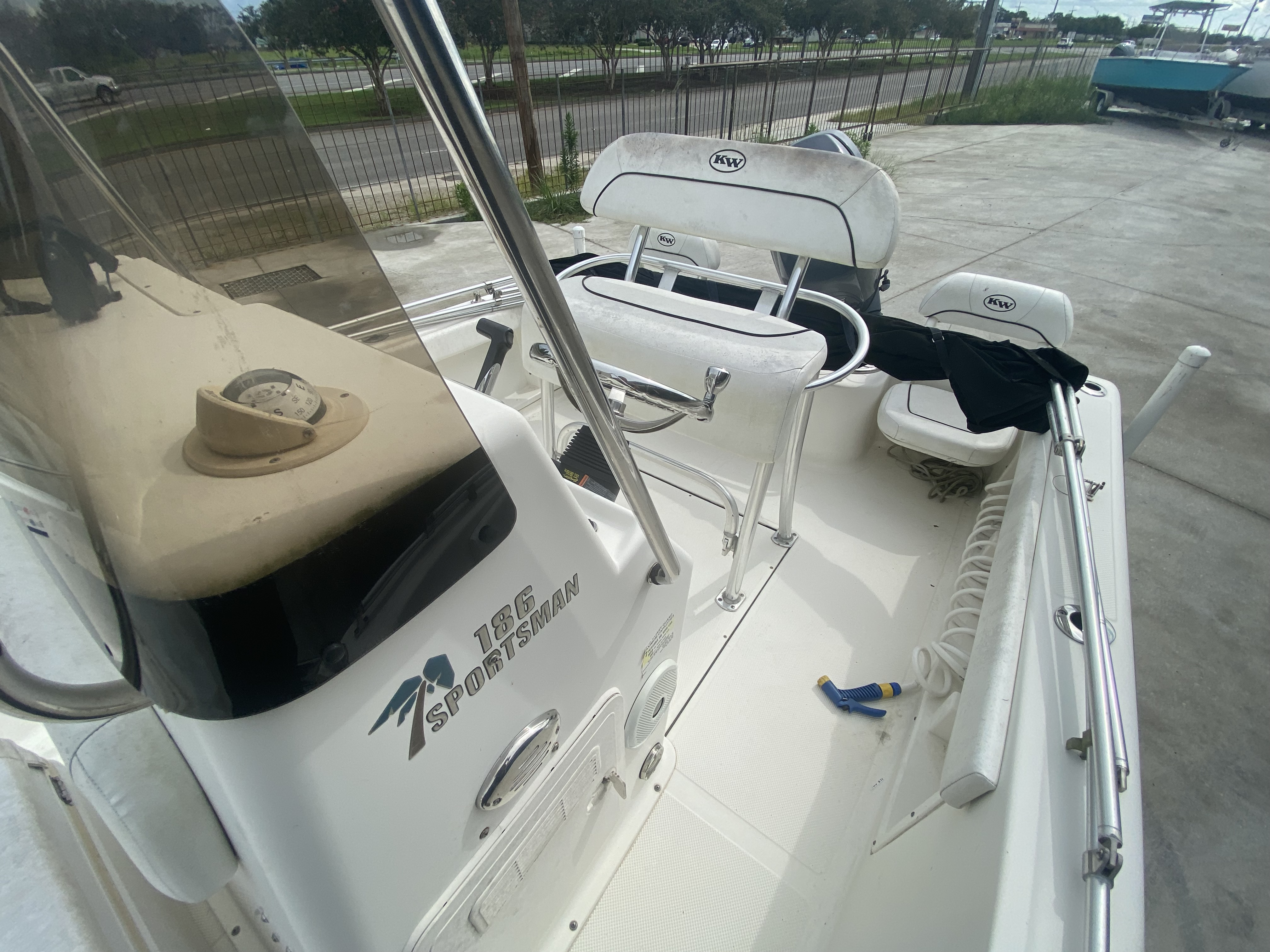 2013 Key West boat for sale, model of the boat is 186 Sportsman & Image # 4 of 12