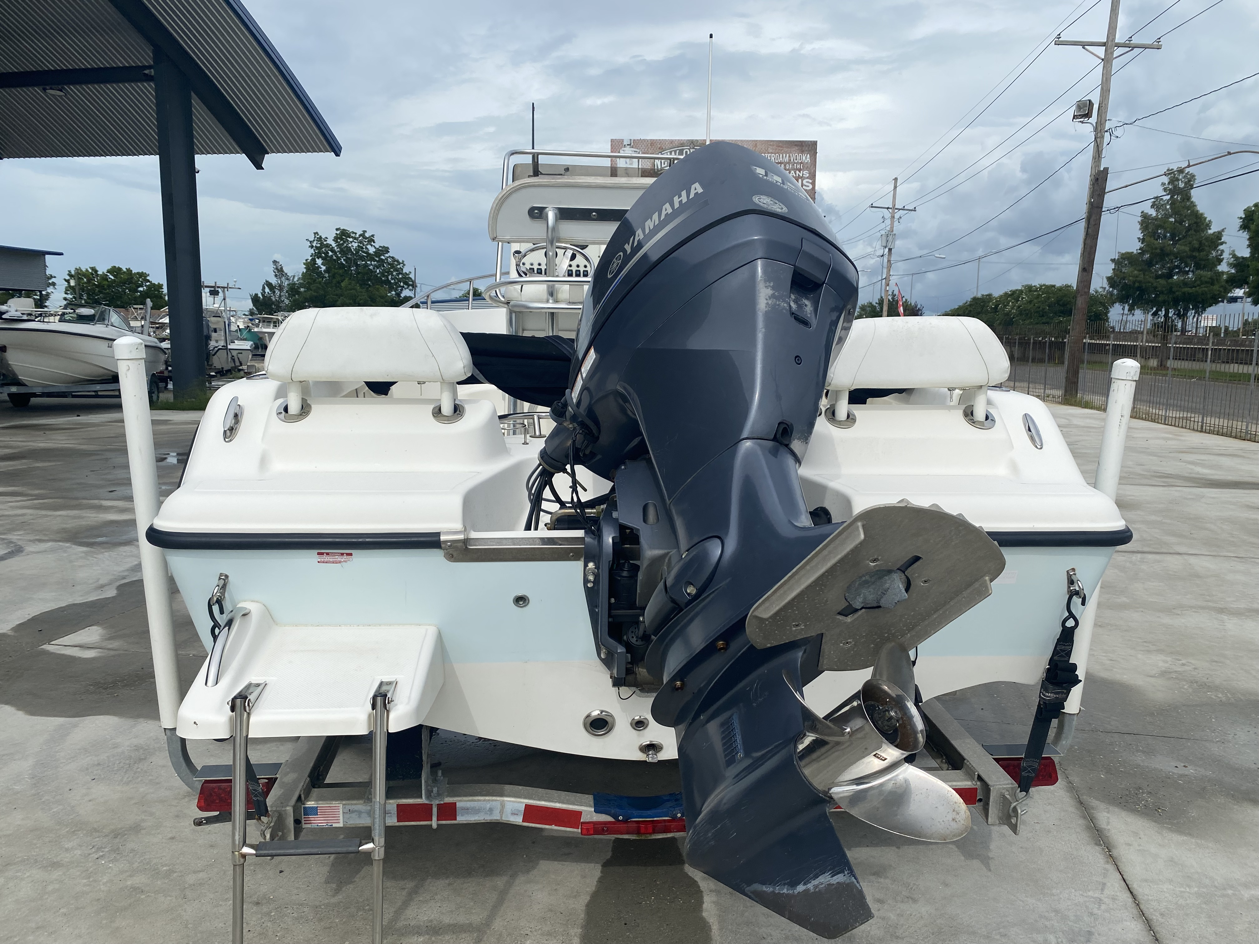 2013 Key West boat for sale, model of the boat is 186 Sportsman & Image # 7 of 12