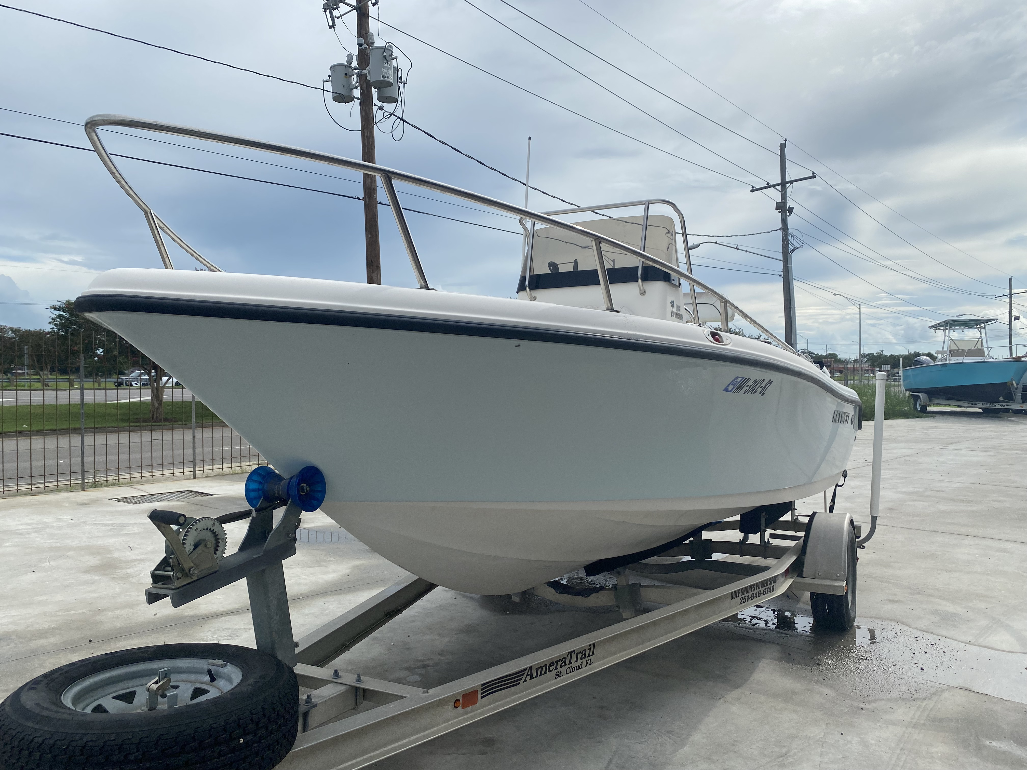 2013 Key West boat for sale, model of the boat is 186 Sportsman & Image # 8 of 12