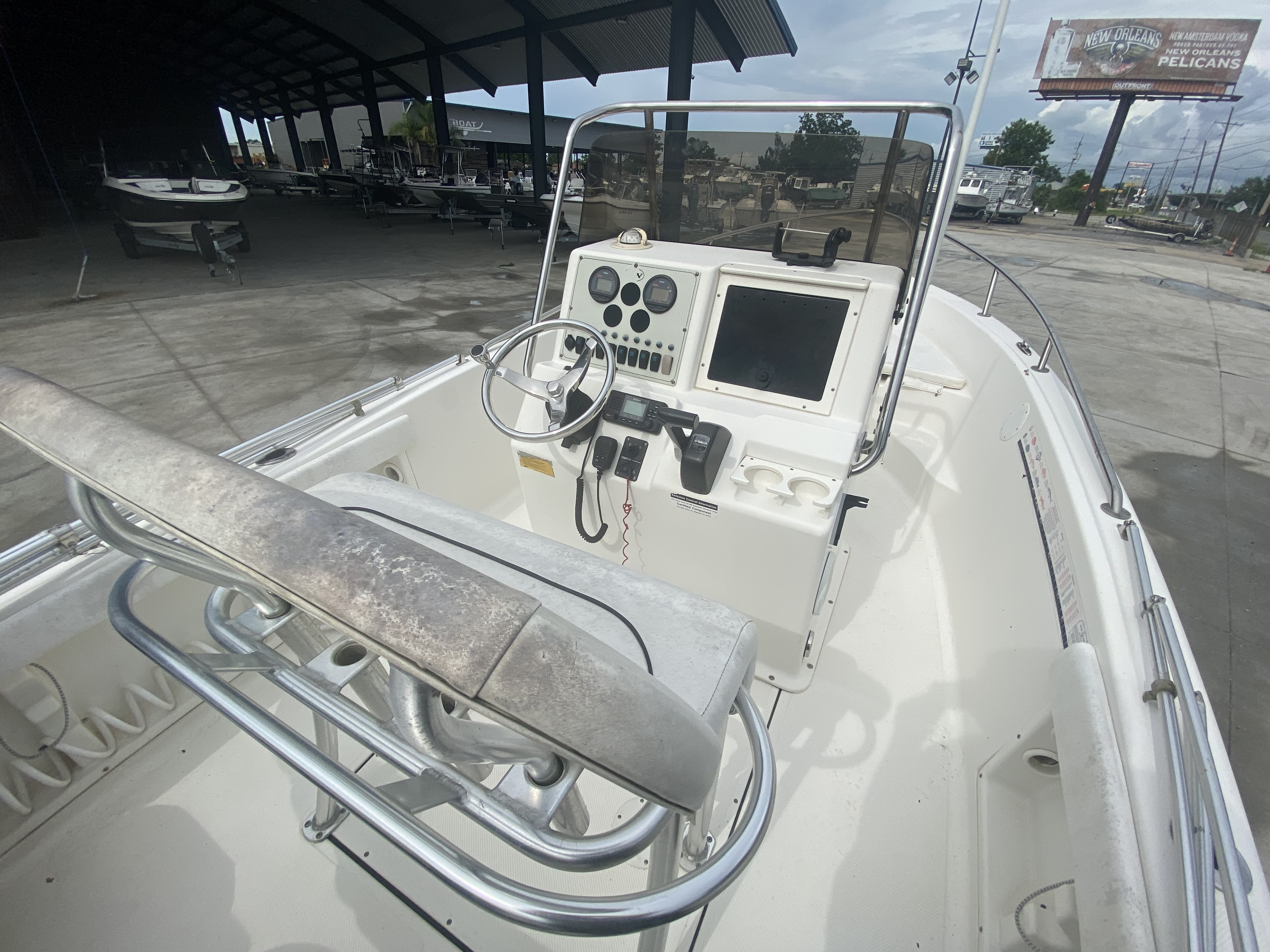 2013 Key West boat for sale, model of the boat is 186 Sportsman & Image # 10 of 12