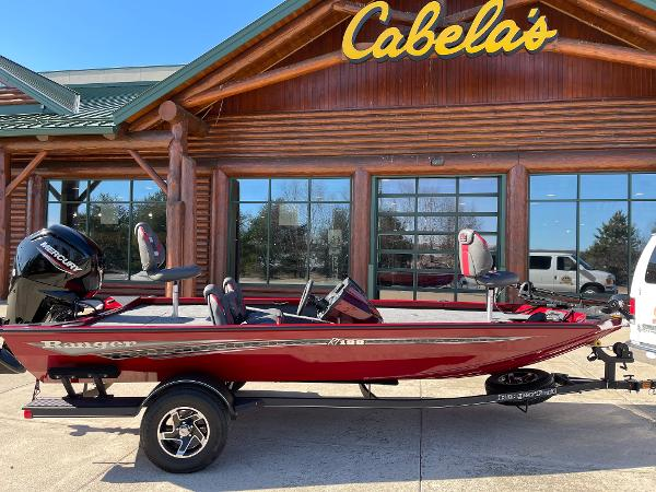 2021 Ranger Boats boat for sale, model of the boat is RT188 & Image # 17 of 37