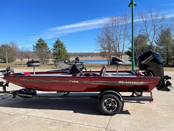 2021 Ranger Boats boat for sale, model of the boat is RT188 & Image # 2 of 37