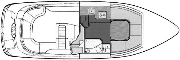 Manufacturer Provided Image: S24 - cabin arrangement