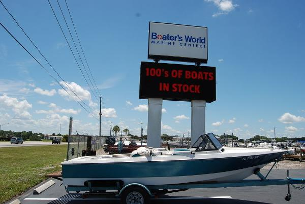 1988 Supreme boat for sale, model of the boat is 19 & Image # 1 of 12