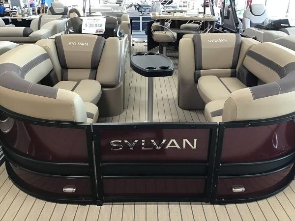 2020 SYLVAN L-3 LZ Port Bar