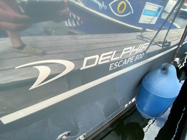 2016 Delphia 800 Escape