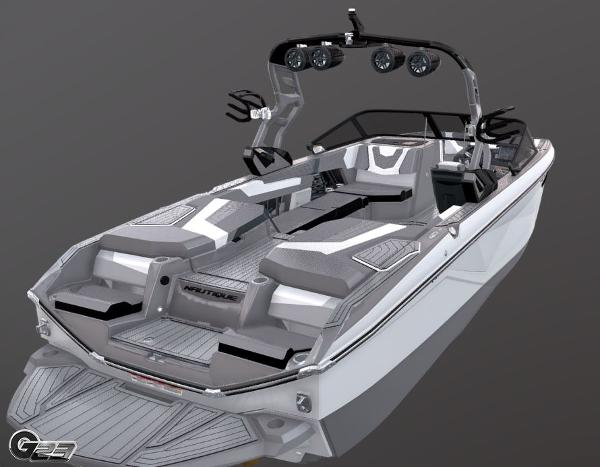 2021 Nautique boat for sale, model of the boat is G23 & Image # 4 of 8