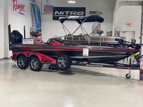 2021 Ranger Boats boat for sale, model of the boat is Z521L RANGER CUP EQUIPPED & Image # 1 of 8