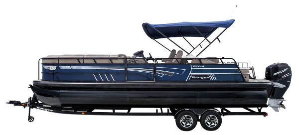 2021 Ranger Boats boat for sale, model of the boat is 2500LS & Image # 2 of 35