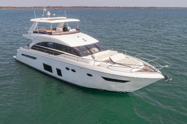 Princess Motor Yacht Sales - Used Princess 68