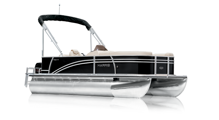 2021 Harris CRUISER 210 - SL - PERFORMANCE TRIPLE TUBE