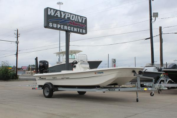 2020 Mako boat for sale, model of the boat is Pro Skiff 19 & Image # 1 of 15