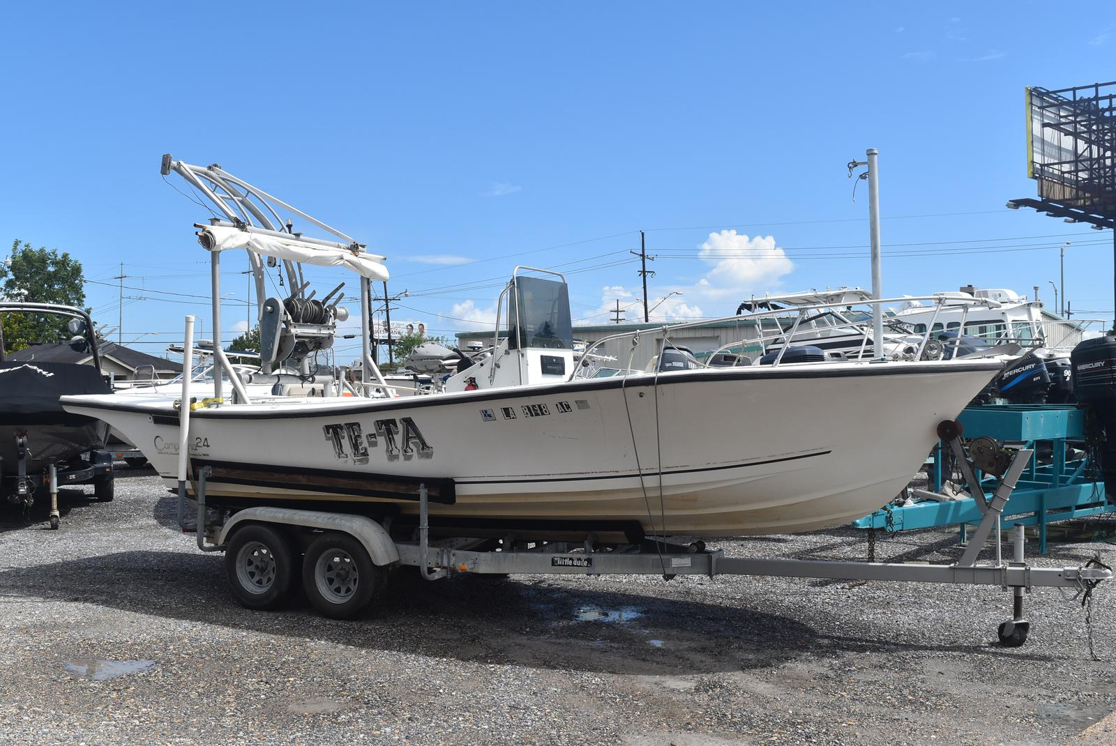 1978 CAMPAGNA 24 for sale