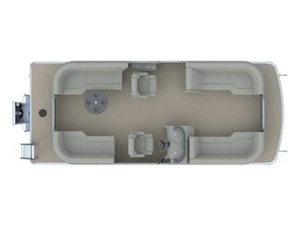 2021 Godfrey Pontoon boat for sale, model of the boat is SW 2286 SBX & Image # 1 of 1