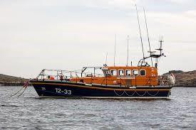 Lifeboat Mersey class