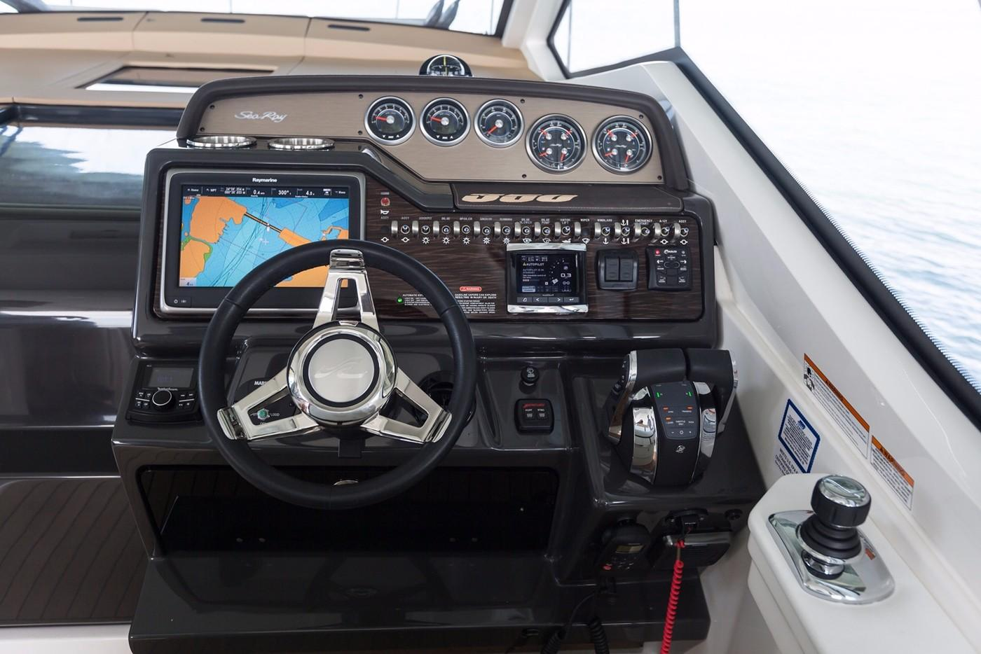 2018 Sea Ray Sundancer 350 Coup #TB1465DH inventory image at Sun Country Coastal in San Diego