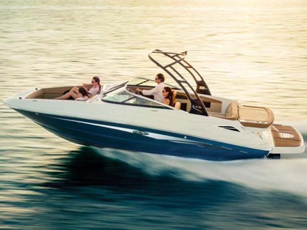 2014 Sea Ray boat for sale, model of the boat is 240 Sundeck & Image # 1 of 1