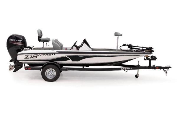2019 Nitro boat for sale, model of the boat is Z18 & Image # 25 of 58