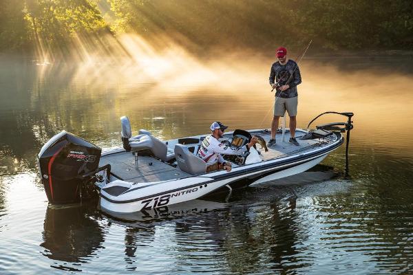 2019 Nitro boat for sale, model of the boat is Z18 & Image # 2 of 58
