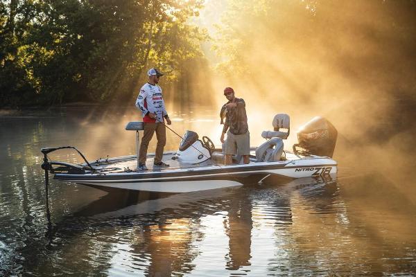 2019 Nitro boat for sale, model of the boat is Z18 & Image # 5 of 58