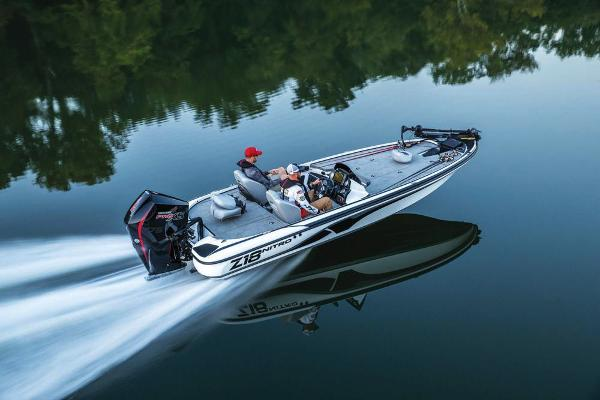 2019 Nitro boat for sale, model of the boat is Z18 & Image # 8 of 58