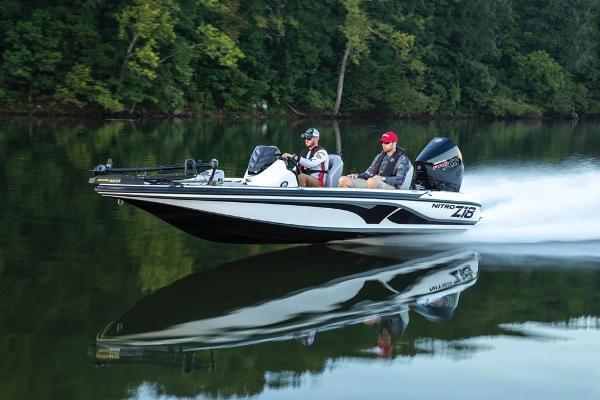 2019 Nitro boat for sale, model of the boat is Z18 & Image # 11 of 58