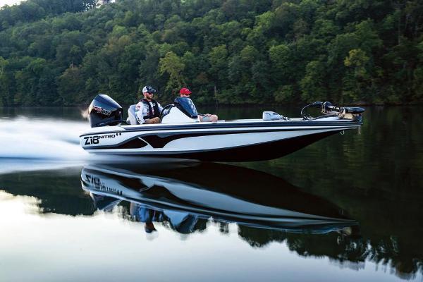2019 Nitro boat for sale, model of the boat is Z18 & Image # 13 of 58