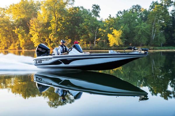2019 Nitro boat for sale, model of the boat is Z18 & Image # 14 of 58