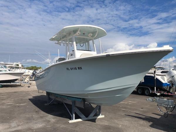 2019 Sea Pro 239 DLX