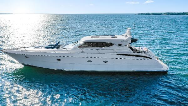 2001 NEPTUNUS Millennium Superyacht