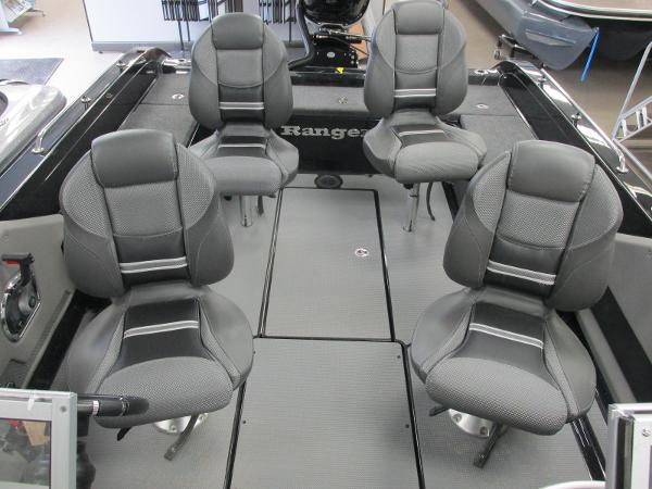 2020 Ranger Boats boat for sale, model of the boat is 622FS Pro & Image # 22 of 49