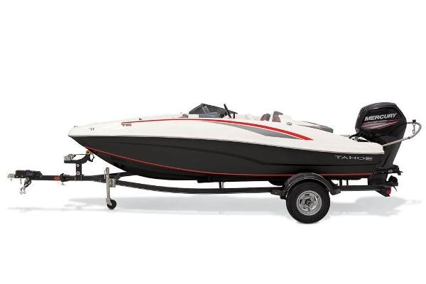 2021 Tahoe boat for sale, model of the boat is T16 & Image # 1 of 20
