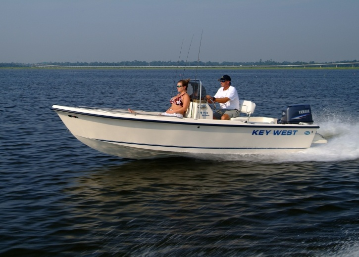 2022 Key West 1720 CC